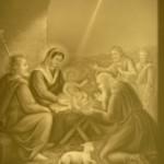 PLP 1155 Christi Geburt H=13 B=11cm