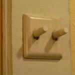 Schalter Serie Loft 85 x 110